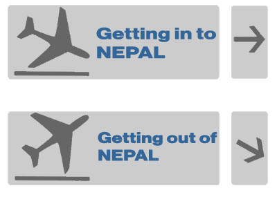 Getting To / From Nepal