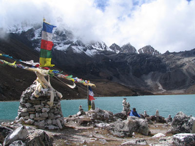 Everest B. C. and Gokyo