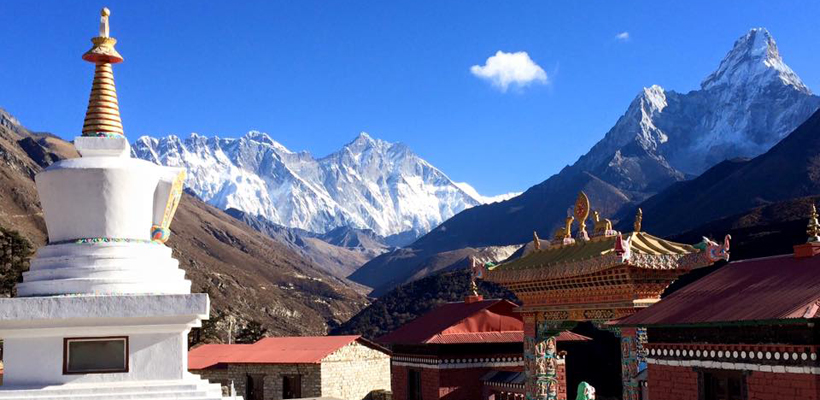Nepal number 1 destination for holiday